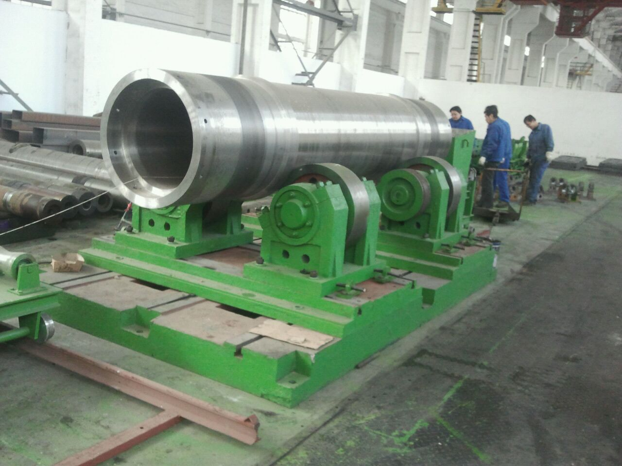 Centrifugal Casting Machine Is Divided Into Horizontal