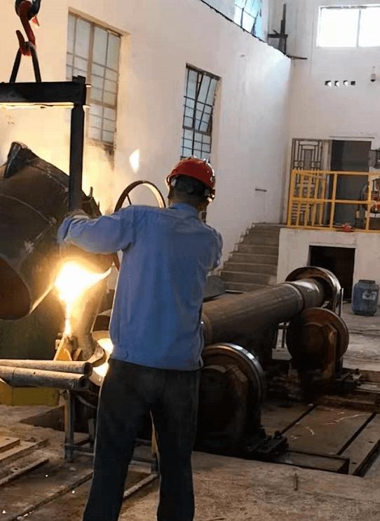 centrifugal casting CA6NM