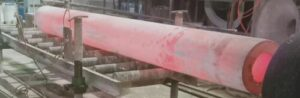 CA6NM Cylinder of hydraulic accumulator