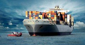 sea freight soaring